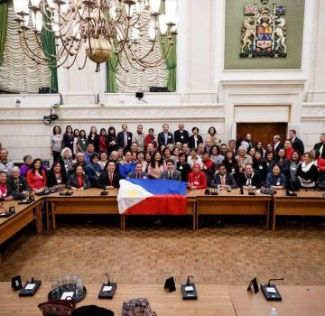 Canadian Parliament Declares June as Filipino Heritage Month