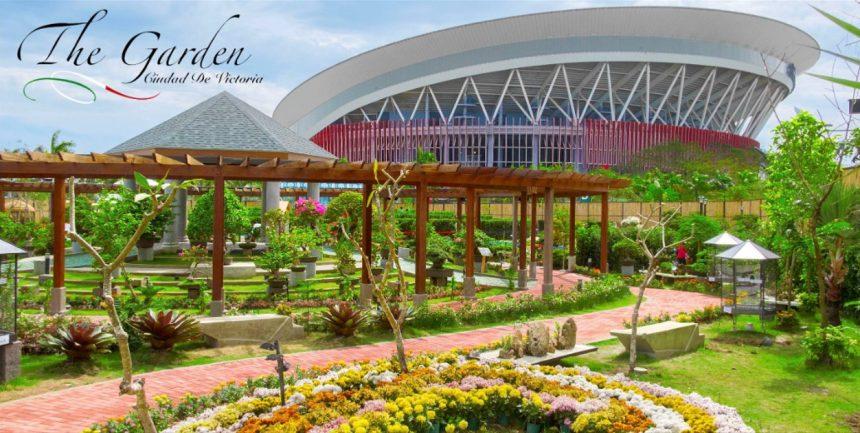 The Garden at Ciudad de Victoria