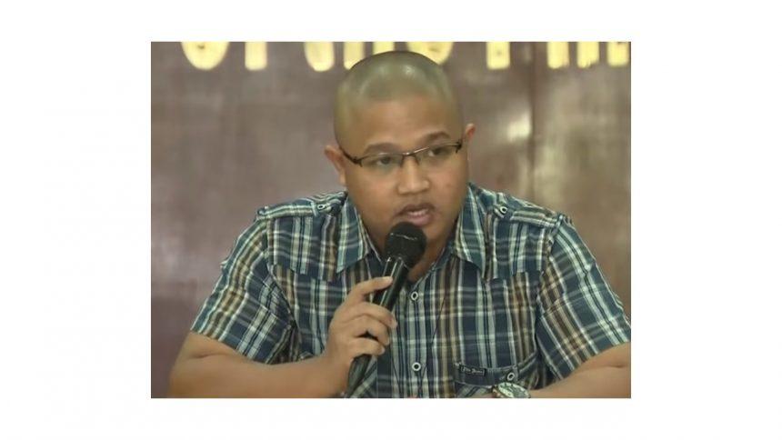 Let NBI do its job to prosecute 'Bikoy': Palace