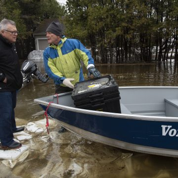 Water to stay high but second round of floods not expected: Goodale
