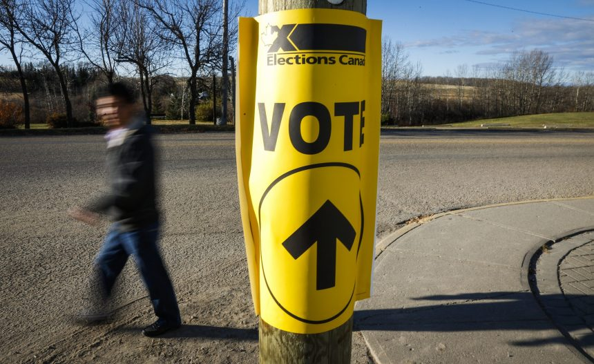Canada's Chief electoral officer decides to stick with voting day on Oct. 21 amid religious concerns