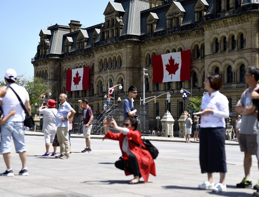 Canada ready to celebrate 152nd birthday with fireworks and flybys
