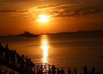 Tourists to enjoy Manila Bay beach walk soon
