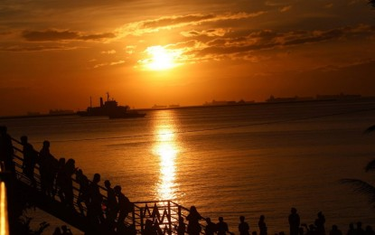 Tourists to enjoy Manila Bay beach walk soon