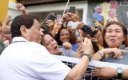 Duterte Administration thanks Filipinos for 'excellent' net optimism score