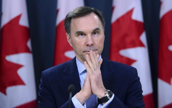 Morneau to unveil $20 billion or more to cushion financial shock of COVID-19