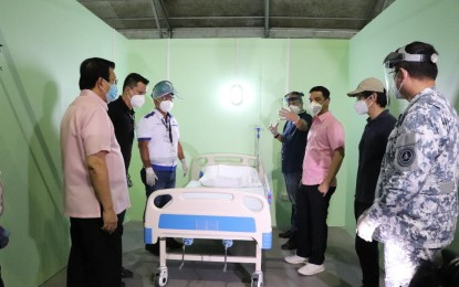 Philippine Arena now open to isolate Covid-19 patients