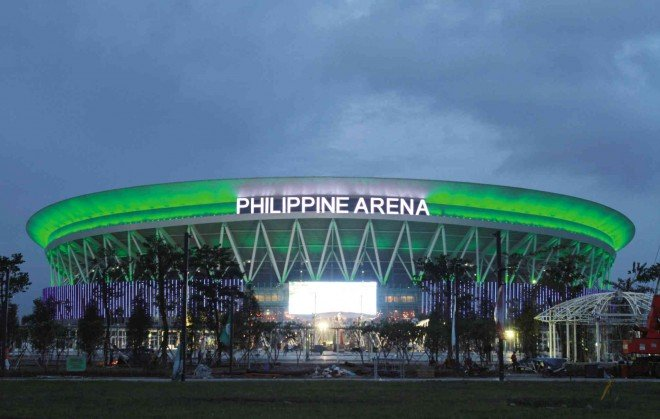 "PHL government to turn the massive Philippine Arena to a ""mega-quarantine facility"" for COVID-19 patients"