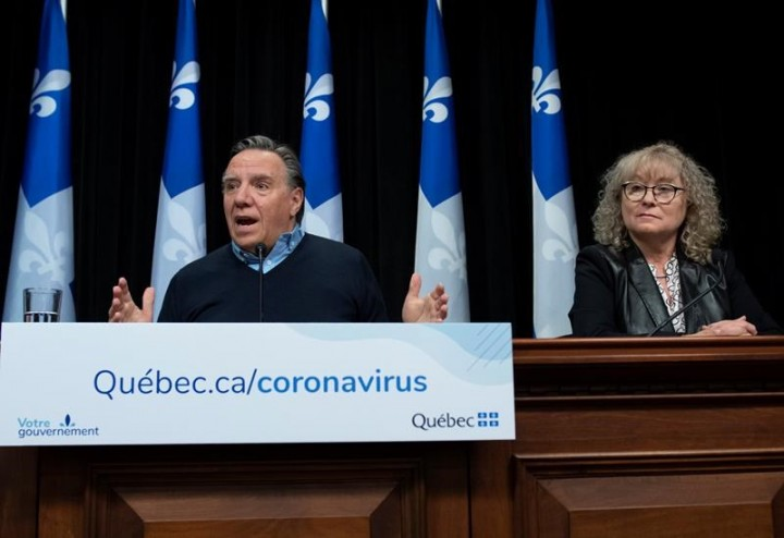 Quebec puts five long-term care homes under watch, promises more inspections