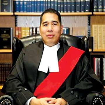 Filipino-Canadian Judge, Hon. Steve A. Coroza, appointed a Justice of Appeal of the Court of Appeal for Ontario