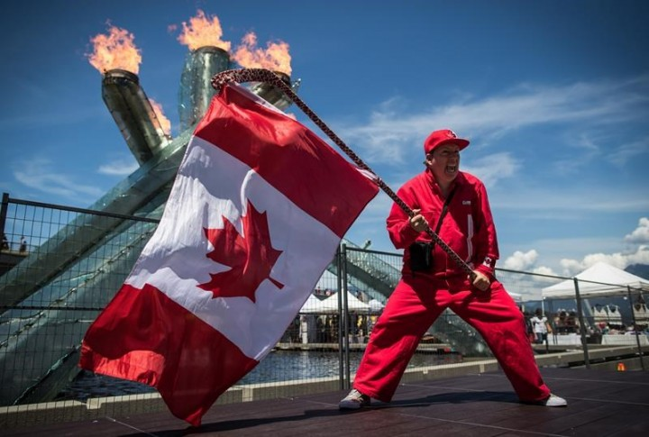 COVID-19 reshapes Canada Day celebrations from big parties to online shows