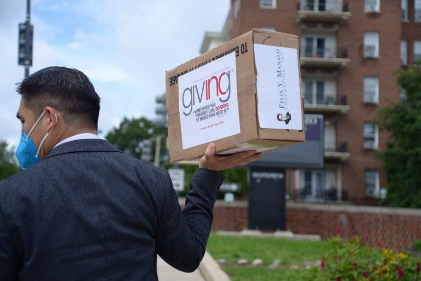 LOCAL CHURCH EXTENDS HELP TO COMMUNITIES IN DC, MARYLAND, AND VIRGINIA
