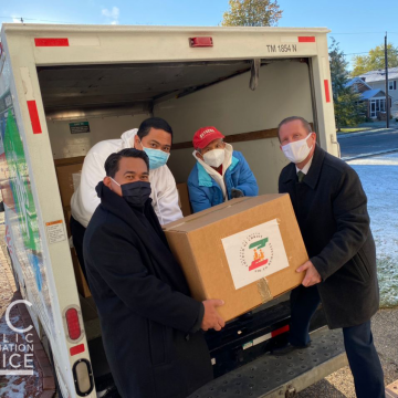 Lending a Helping Hand in Connecticut