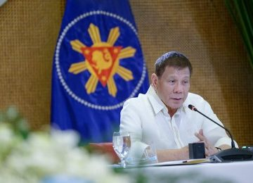 Phil Pres Duterte hits ICC anew: 'Drug war is my campaign promise'