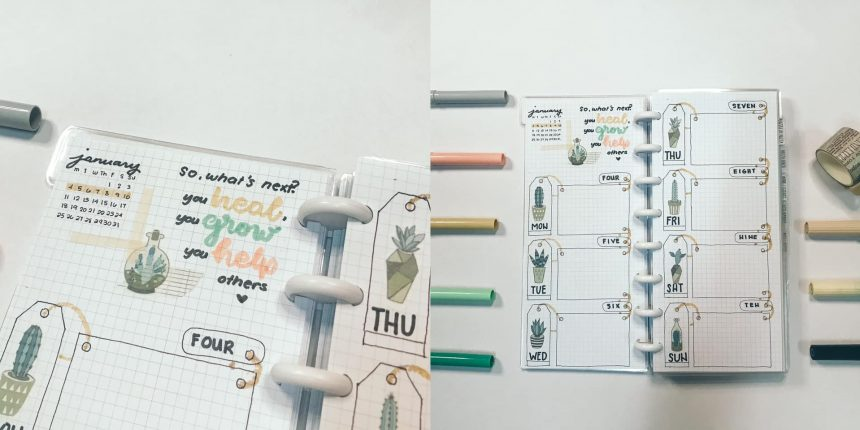 Filipinas turn to bullet journaling to make 2021 more manageable