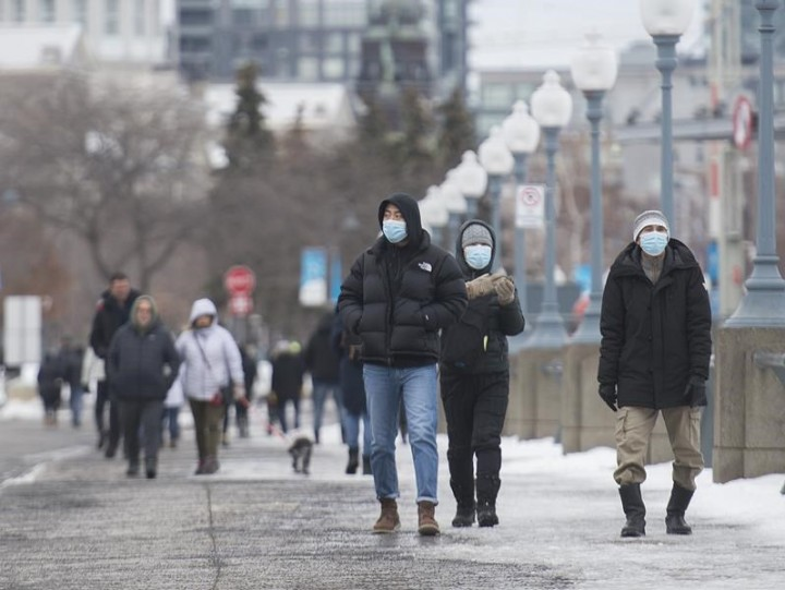 Curfew now in effect across Quebec; heavy police presence expected