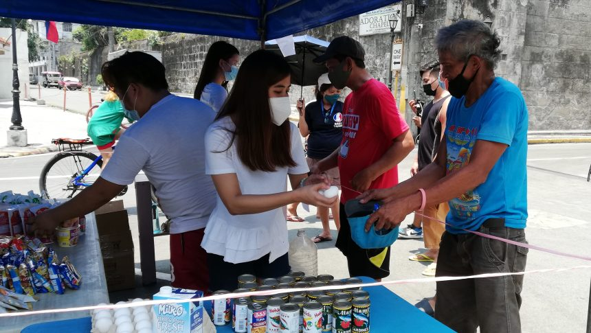 Philippine National Police  vows to protect community pantry pioneer vs. cyber threats
