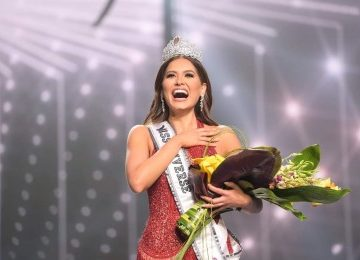 Mexico's Andrea Meza is crowned the 69th Miss Universe