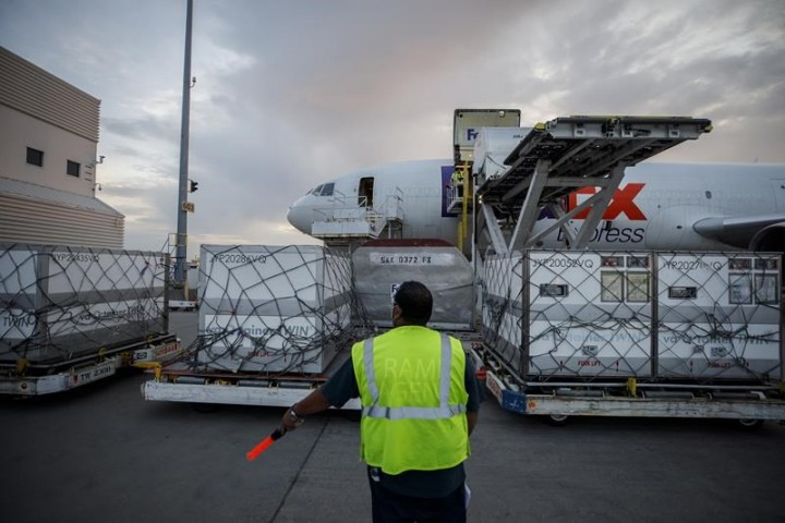 Canada looking to U.S. to help end Moderna delivery delays