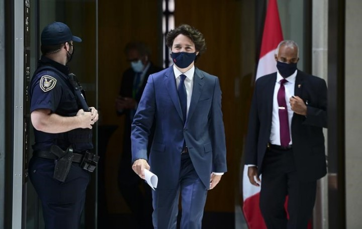 Trudeau travels to G7, NATO as Canada grapples with Islamophobia, residential schools