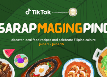 Department of Tourism (DOT) and  TikTok partner to promote local food tourism