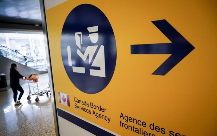 Can't enter Canada now? Don't try on Monday, border agency warns would-be travellers
