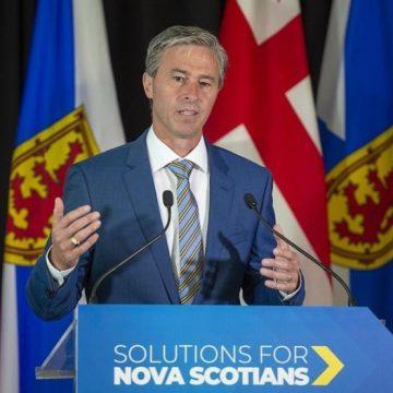 Nova Scotia Tories make pandemic, health care top priorities as power transition begins