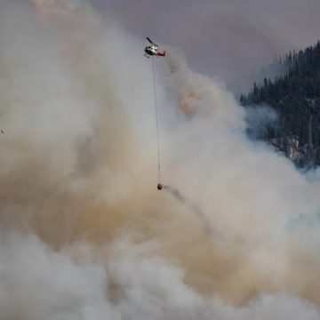 Some evacuation orders downgraded as cooler weather brings wildfire reprieve to B.C.