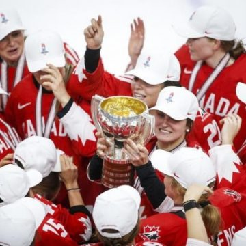 Canada captures world championship gold for first time since 2012