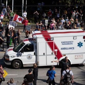 Politicians issue warnings ahead of hospital protests expected across Canada