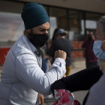 Leaders argue over how to pay for promises as voters head to advance polls
