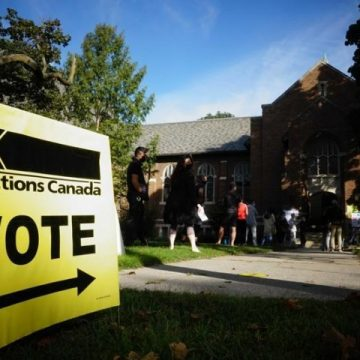 The latest on results and developments in Canada's 44th general election