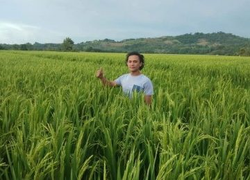 Young Maguindanao farmer empowers youth via agriculture