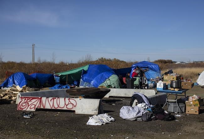 They are trying to kill us': Alberta city at odds with homeless outreach group